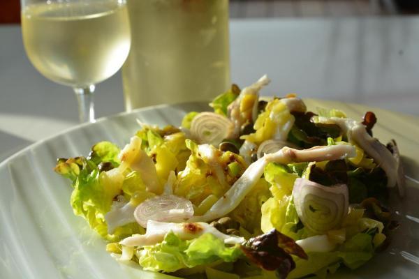Salade de raie